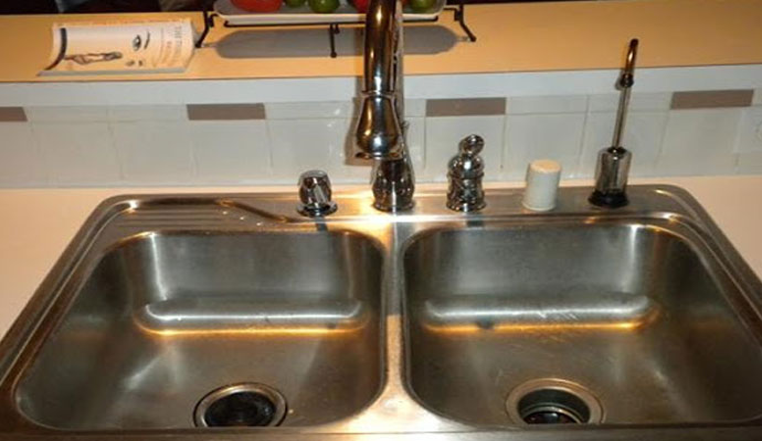 kitchen sink overflow services in