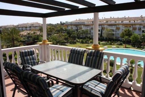 West Facing 2 Bedroom for Sale – 269,000 euros