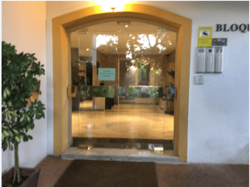 2 bedroom middle floor apartment – 262,500 euros