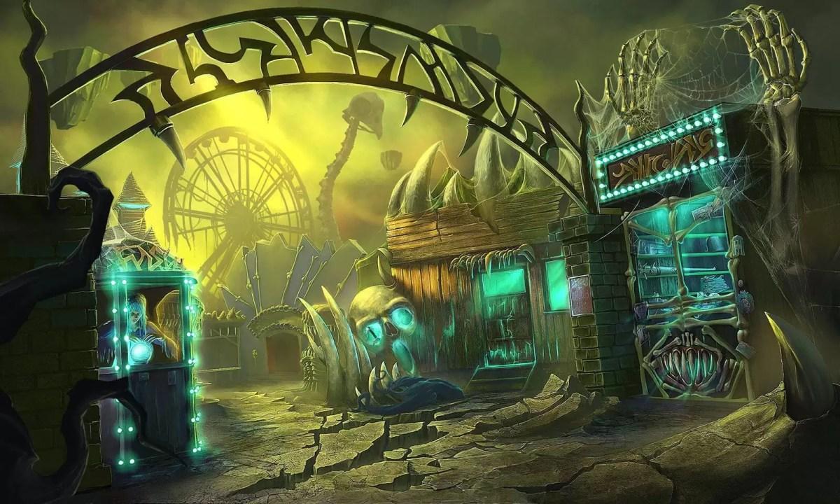 dark arcana the carnival recenzja