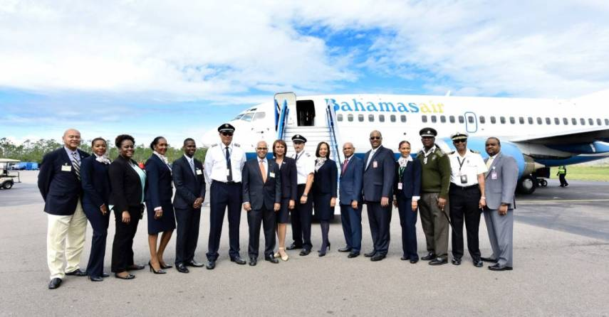 BAHAMASAIR REACHES NEW HEIGHTS WITH DIRECT FLIGHT TO HOUSTON