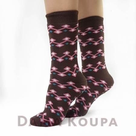 0ebdc18c67e Νυφικές κάλτσες με δαντέλα και σιλικόνη Dama Koupa