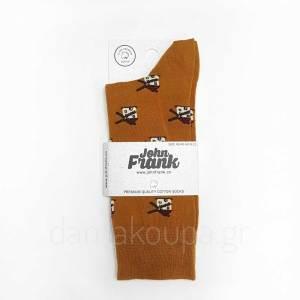 Κάλτσα πολύχρωμη ανδρική John Frank