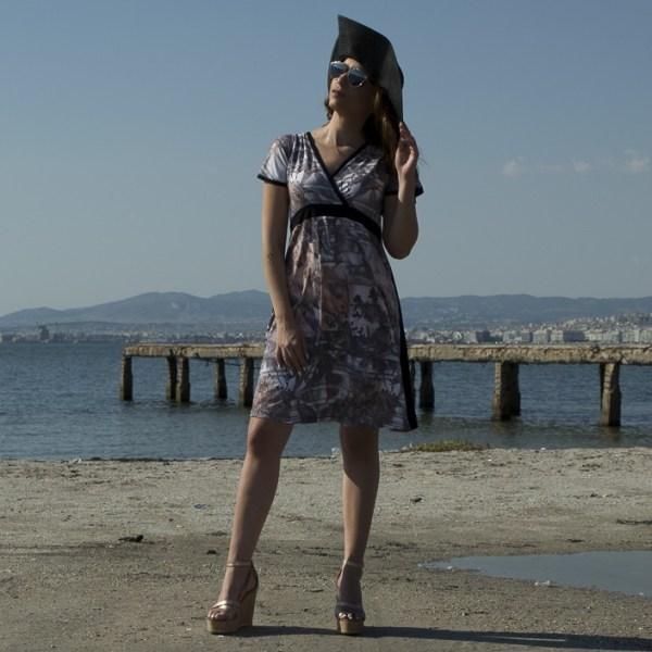 Καλοκαιρινό φόρεμα καθημερινό