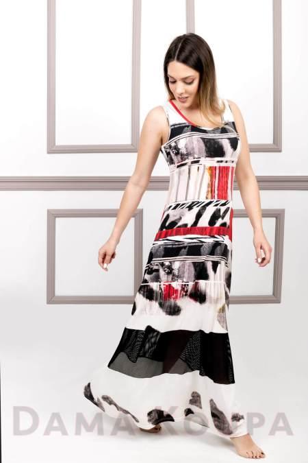 καλοκαιρινά φορέματα για παχουλές