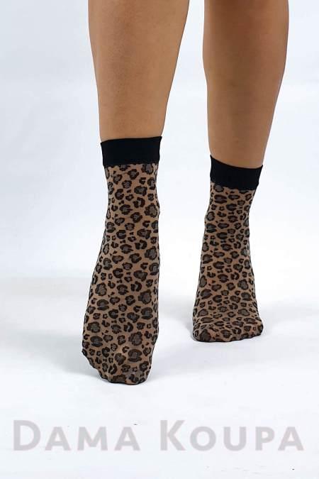 Κάλτσες γυναικείες λεοπάρ