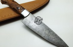 Dream Damascus Kitchen Knives That You Should See Today