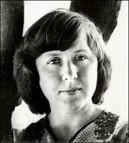 Svetlana Alexievich as a young woman