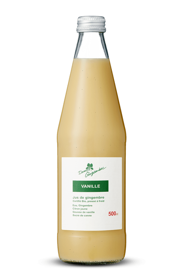 Dame Gingembre Vanille 500ml
