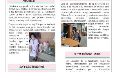 Boletín Institucional agosto