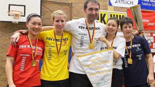 FSV Kroppach | Damen Tischtennis-Bundesliga