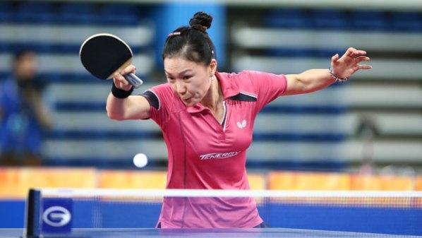 Shan Xiaona, Deutschland | Damen Tischtennis-Bundesliga