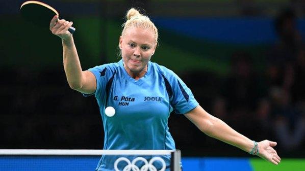 Georgina Pota, Ungarn | Damen Tischtennis-Bundesliga