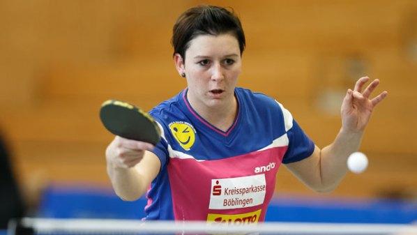 Theresa Kraft, SV Böblingen | Damen Tischtennis-Bundesliga