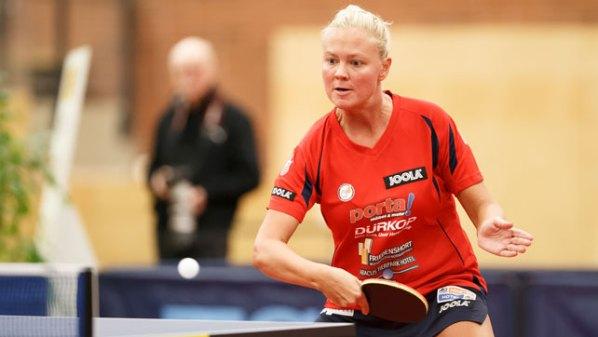 Georgina Pota, ttc berlin eastside   Damen Tischtennis-Bundesliga