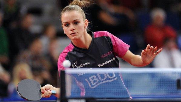 Sarah DeNutte, Luxemburg | Damen Tischtennis-Bundesliga
