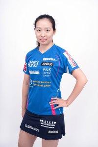 Shi Qi, TTK Anröchte | Damen Tischtennis-Bundesliga