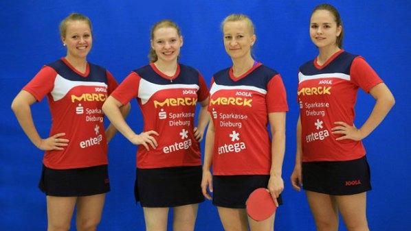 TSV Langstadt | Damen Tischtennis-Bundesliga