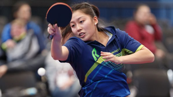 Huong Do Thi | Damen Tischtennis-Bundesliga © Holger Straede