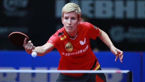 EM 2018: Kristin Lang, Deutschland | Portal Damen Tischtennis-Bundesliga