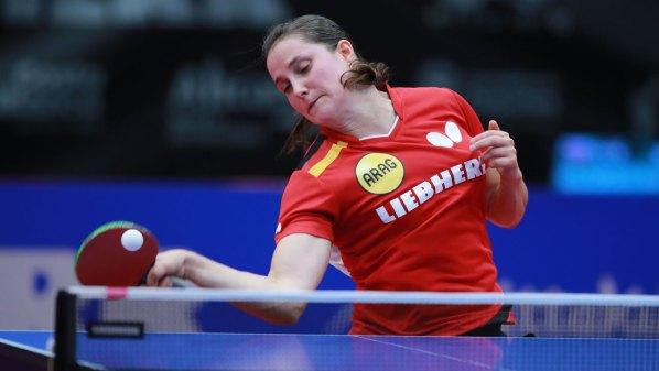 EM 2018: Sabine Winter, Deutschland | Portal Damen Tischtennis-Bundesliga