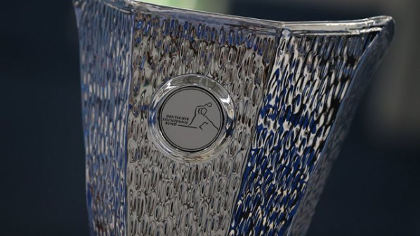 Das Objekt der Begierde   Damen Tischtennis-Bundesliga © Foto-kiko.de   Joaquim Ferreira