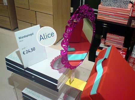 Spiegel Alice