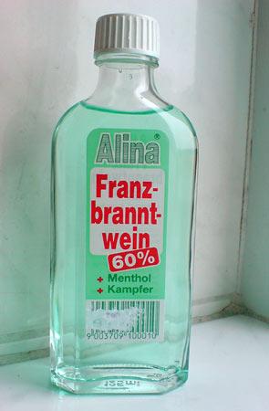 Franzbranntwein Alina