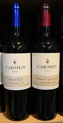 Rotwein Carmen