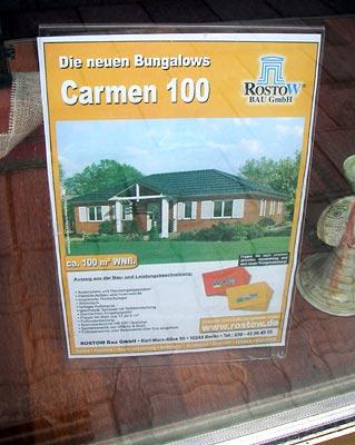 Bungalow Carmen