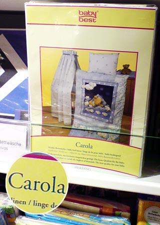 Bettwäsche Carola