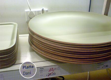 Platte Dani
