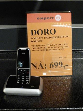 Telefon Doro