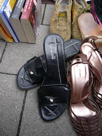 Schuhe Flora