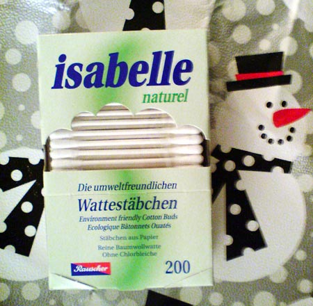 Wattestaebchen Isabelle