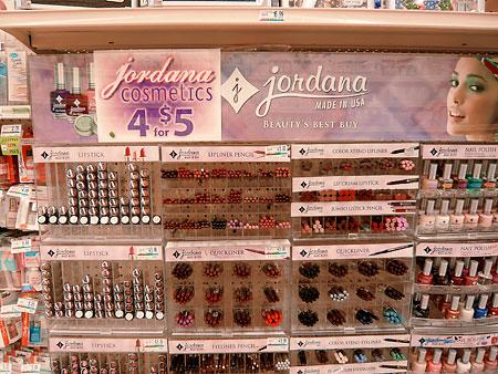 Kosmetik Jordana