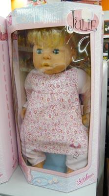 Puppe Julie