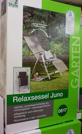 Relaxsessel Juno