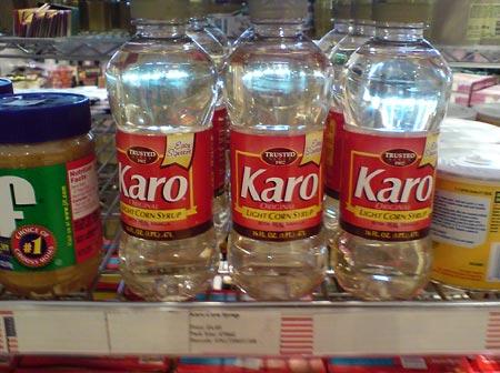 Sirup Karo