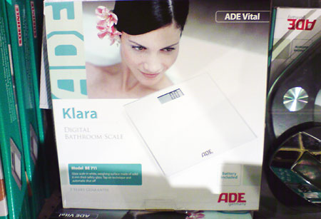 Waage Klara