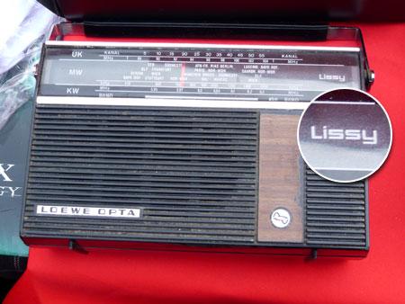 Radio Lissy