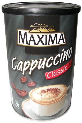 Cappucino Maxima