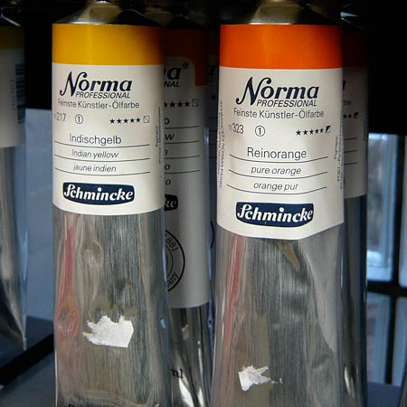 Ölfarbe Norma