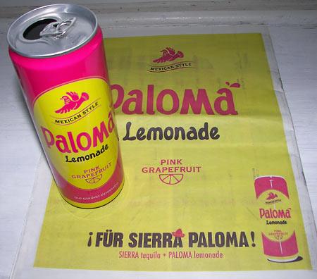 Limonade Paloma