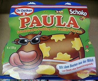 Pudding Paula