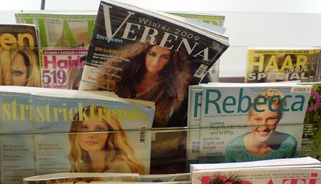 Zeitschrift Rebecca