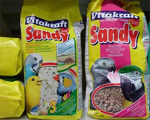 Vogelsand Sandy
