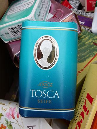 Seife Tosca