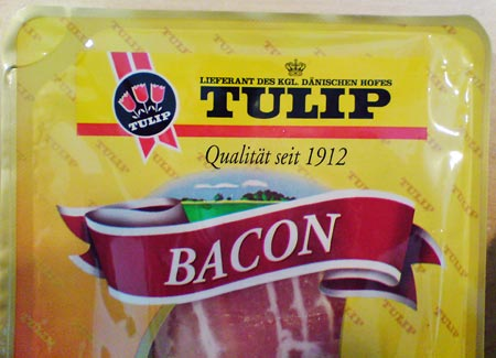 Bacon Tulip