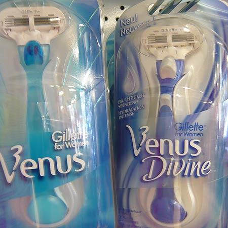 Rasierer Venus
